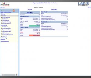 AOD Admin Console